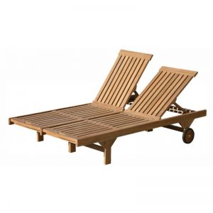 garden furniture lounger
