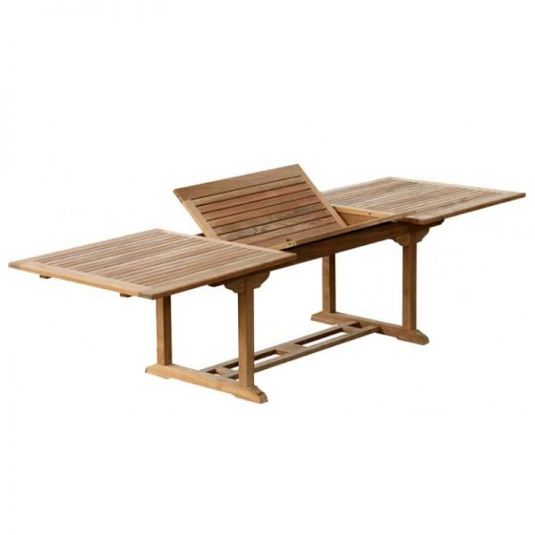 recta table outdoor