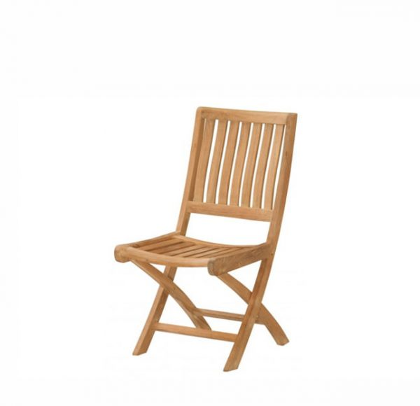 deco folding chair